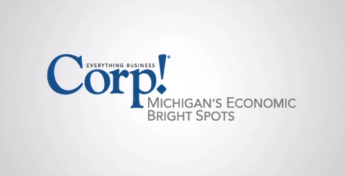 Corp! Magazine Michigan Economic Bright Spot